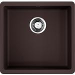 Купить Кухонная мойка Omoikiri Kata 44-U-DC, 440х420, темный шоколад (4993402)