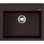 Купить Кухонная мойка Omoikiri Daisen 60-DC, 600х510, темный шоколад (4993621)