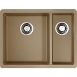 Купить Кухонная мойка Omoikiri Kata 55-2-U-CA, 540х420, карамель (4993385)