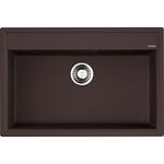 Купить Кухонная мойка Omoikiri Daisen 77-DC, 770х510, темный шоколад (4993629)