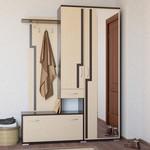 Гранд Кволити Калипсо 2-31.03М3 Венге/береза (шкаф справа)