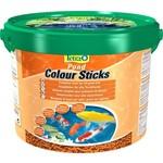 Купить Корм Tetra Pond Color Sticks Complete Food for All Fish палочки усиление окраски для прудовых рыб 10л