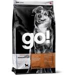 GO! Dog LIMITED INGREDIENT DIET Grain+Gluten Free Venison Recipe беззерновой, без глютена с олениной для взрослых собак 2,72кг (330)
