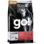 GO! Dog LIMITED INGREDIENT DIET Grain+Gluten Free Salmon Recipe беззерновой, без глютена с лососем для взрослых собак 230г (10353)