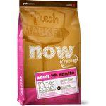 NOW FRESH Cat Adult Grain Free Turkey, Salmon & Duck беззерновой с индейкой, лососем, уткой и овощами для кошек 7,26кг (20044)