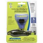 FURminator FURflex deShedding Tool S Comfort Edge Small Dog All Hair против линьки для собак мелких пород с любой длиной шерсти