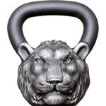 Купить Гиря Iron Head Лев 24,0 кг