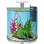 """Tetra AquaArt LED Explorer Line Crayfish White Edition с LED освещением """"Полумесяц"""" для содержания раков и креветок 30л (белый)"""