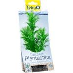 Купить Растение Tetra Plantastics Green Cabomba L искусственное зеленая Кабомба для аквариумов