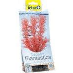 Купить Растение Tetra Plantastics Red Foxtail L искусственное Перистолистник красный для аквариумов