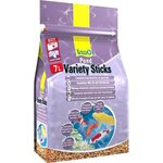 Tetra Pond Variety Sticks Complete Food Blend for All Pond Fish смесь трёх видов палочек для прудовых рыб 7л