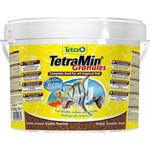 Купить Корм Tetra TetraMin Granules Complete Food for All Tropical Fish гранулы для всех видов тропических рыб 10л