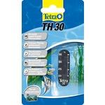Tetra TH 30 Accurate Liquid Cristal Termometer жидкокристаллический наклеивается на стекло от 20-30град для аквариумов