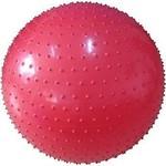 Купить Мяч гимнастический Body Sculpture массажный GB02 (65см, с насосом)