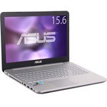 "Игровой ноутбук Asus N552VX-FY280T i7-6700HQ 2600MHz/8Gb/2Tb/15.6""FHD AG/NV GTX950M 4Gb/BluRay Read/WiDi/BT/Wi"