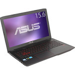 Игровой ноутбук Asus GL552VW-CN481T i7-6700HQ 2600MHz/8Gb/2T/15,6'FHD AG IPS/NV GTX960M 2G/DVD-SM/BT/Win10