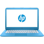 "Ноутбук HP Stream 14-ax004ur Celeron N3050 1600MHz/4Gb/32Gb SSD/14.0"" HD/WiFi/BT/Cam/Win10"