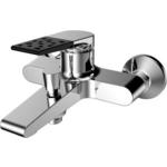 Купить Смеситель для ванны РМС SL121 с коротким литым изливом (SL121BL-009)