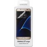Samsung Galaxy S7 Edge прозрачная 1шт.
