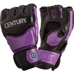Купить Перчатки Century тренировочные женские (black/purple) 141016P M