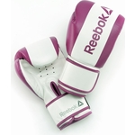 Перчатки боксерские Reebok RSCB-11110PL Retail 10 oz Boxing Gloves - Purple