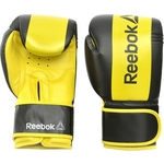 Перчатки боксерские Reebok RSCB-11112YL Retail 12 oz Boxing Gloves - Yellow