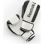 Перчатки боксерские Reebok RSCB-11114BK Retail 14 oz Boxing Gloves - Black