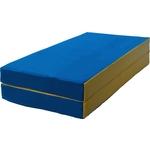 Купить Мат КМС № 3 (100 х 100 10) складной сине- жёлтый