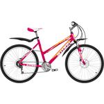 Купить Велосипед Stark 18 Luna 26.1 V розовый- жёлтый- белый 14,5