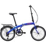 Купить Велосипед Stark 18 Jam 20.1 V тёмно-синий- красный- голубой