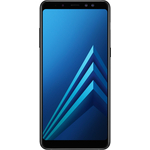 Смартфон Samsung Galaxy A8+ (2018) SM-A730F 32Gb Black