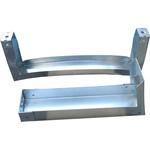 Купить Ножки BLB стальные для ванн сидячих Europa-mini 105 (A05EROS30/B A05E mini)