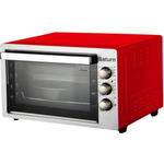 Мини-печь Saturn ST-EC1087 Red