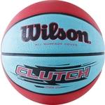 Купить Мяч баскетбольный Wilson Clutch 285 (WTB1440XB0603) р.6