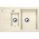 Купить Мойка кухонная Blanco Metra 6 s compact жасмин с клапаном-автоматом (513469)