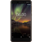 Смартфон Nokia 6 (2018) 32GB Black