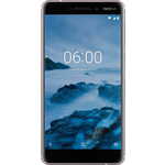Смартфон Nokia 6 (2018) 32GB White