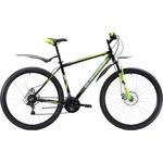Купить Велосипед Black One Onix 26 Alloy чёрный/тёмно-серый/серый 16