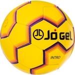 Купить Мяч JOGEL футбольный JS-100 Intro жёлтый