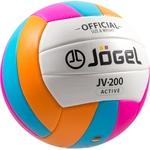 Купить Мяч JOGEL волейбольный JV-200