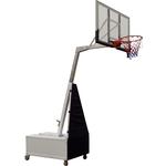 Купить Баскетбольная мобильная стойка DFC STAND56SG 143x80CM поликарбонат
