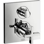 Купить Термостат для ванны Axor Citterio с запорным вентилем (39725000)
