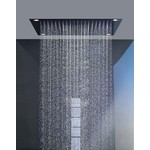 Верхний душ Axor Starck showercollection heaven 720х720 мм с подсветкой (10627800)