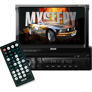Автомагнитола Mystery MMTD-9122S автомагнитола mystery mmtd 9108s mmtd 9108s