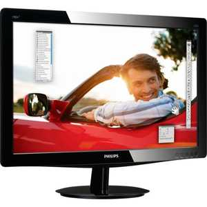 Монитор Philips 190V3LSB Black