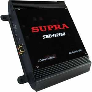 Фотография товара усилитель Supra SBD-A2130 (102492)