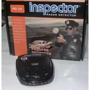 Радар-детектор Inspector RD-U3 inspector радар детектор inspector rd u3 st