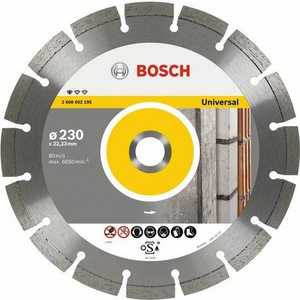 Диск алмазный Bosch 180х22.2мм Professional for Universal (2.608.602.194)