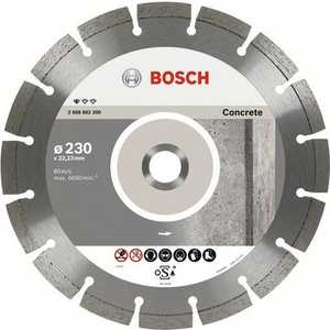 Диск алмазный Bosch 115х22.2мм Professional for Concrete (2.608.602.196)