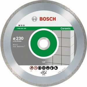 Диск алмазный Bosch 150х22.2мм Professional for Ceramic (2.608.602.203)